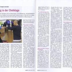 Presseartikel Logistik im Unternehmen - 9-2016